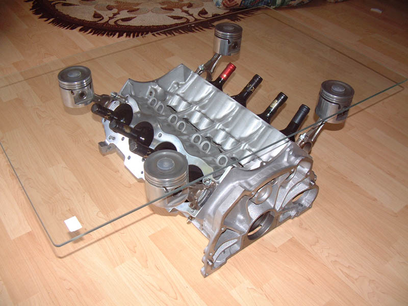 V8 Engine Block Table, V8, Free Engine Image For User Manual Download